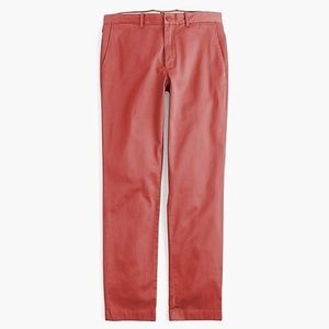 NWT J Crew 770 Straight-fit pant in stretch chino